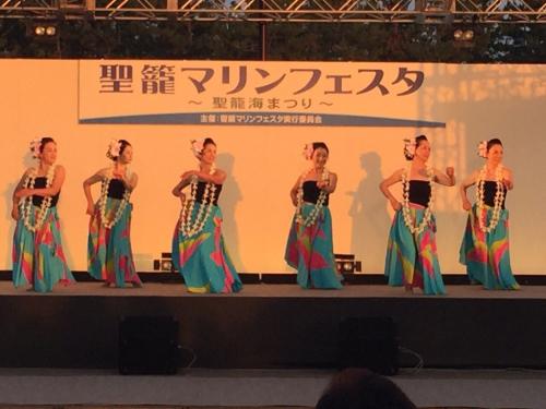踊ってきました✨聖籠マリンフェスタ①_d0256587_00345479.jpg