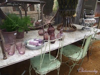 Petersham Nurseriesの紫陽花とダリア_f0238789_19182331.jpg
