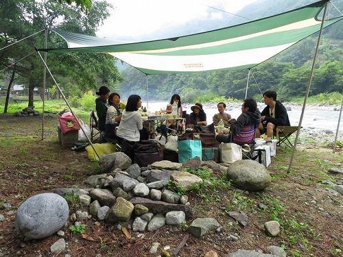 付知峡・宮島キャンプ場_a0152501_1838071.jpg