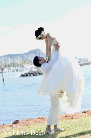 ハワイ挙式の新婦さんへ リストレット_b0113510_2083413.jpg