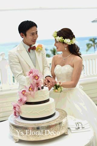 ハワイ挙式の新婦さんへ リストレット_b0113510_2083958.jpg
