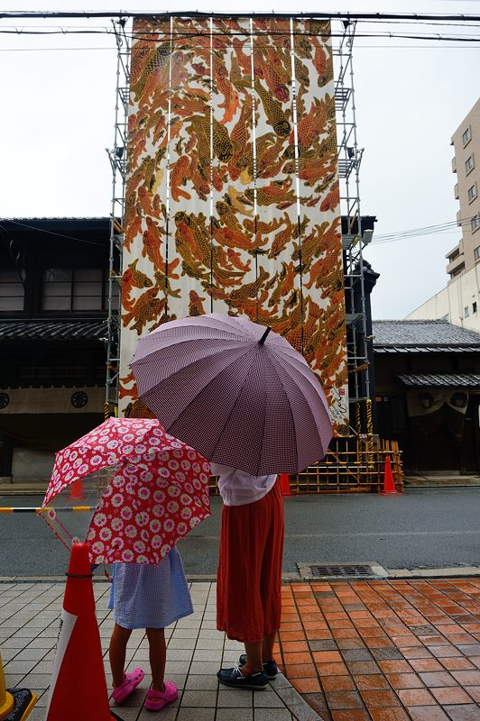 祇園祭2015 後祭・山鉾建て 其の一_f0032011_19361784.jpg