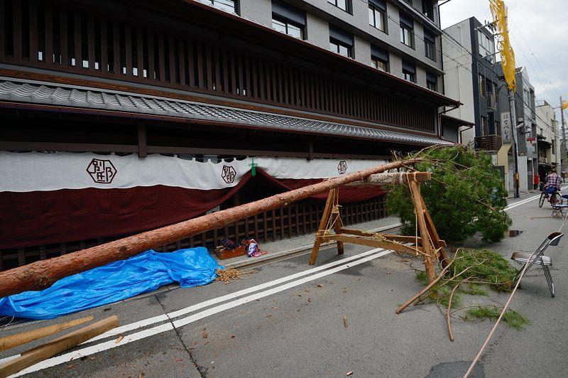 祇園祭2015 後祭・山鉾建て 其の二_f0032011_22241990.jpg