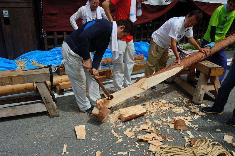 祇園祭2015 後祭・山鉾建て 其の二_f0032011_22251411.jpg