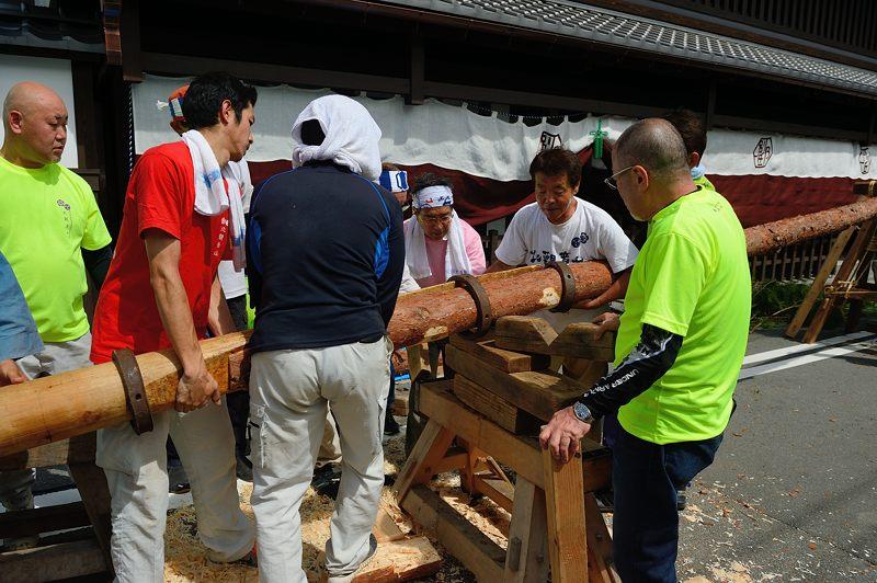 祇園祭2015 後祭・山鉾建て 其の二_f0032011_22254895.jpg