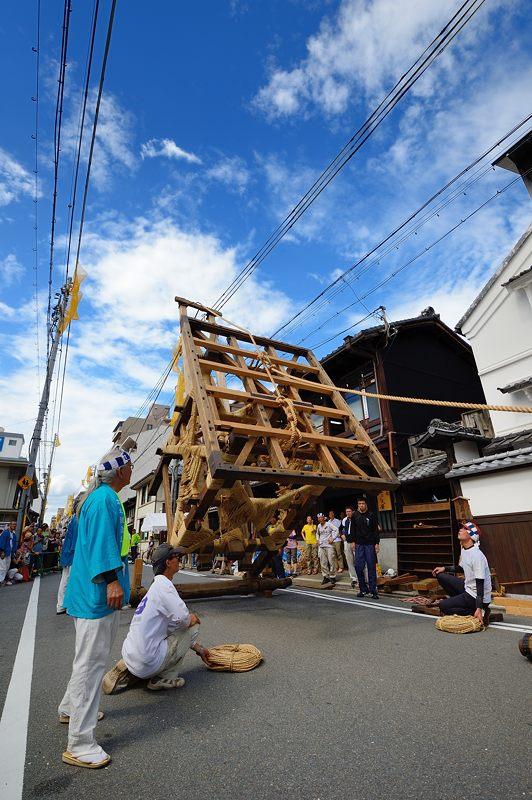 祇園祭2015 後祭・山鉾建て 其の二_f0032011_22263186.jpg