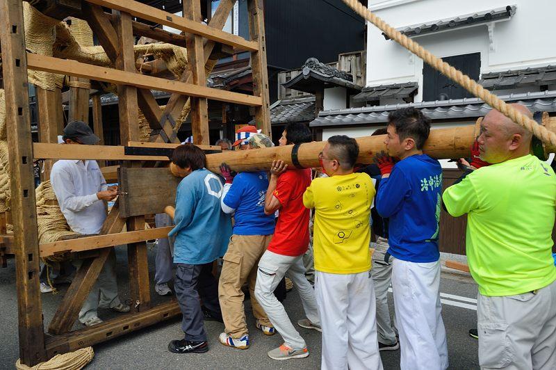 祇園祭2015 後祭・山鉾建て 其の二_f0032011_22272193.jpg