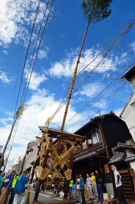 祇園祭2015 後祭・山鉾建て 其の二_f0032011_22274114.jpg