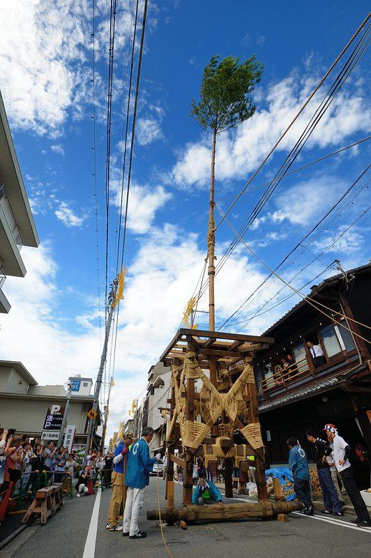 祇園祭2015 後祭・山鉾建て 其の二_f0032011_22275073.jpg