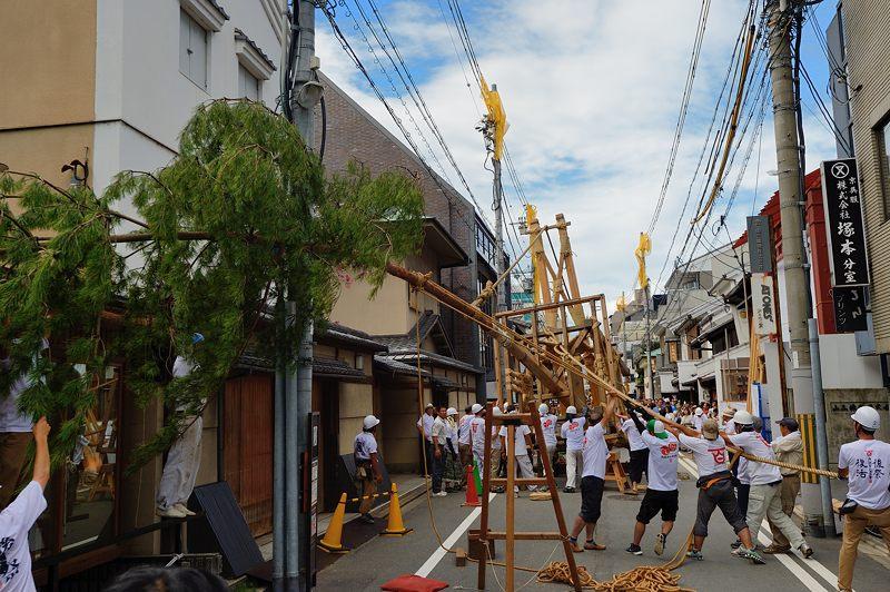 祇園祭2015 後祭・山鉾建て 其の二_f0032011_22283931.jpg