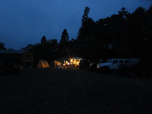 8月1日 2日 走行会 & キャンプ _b0123820_1371177.jpg