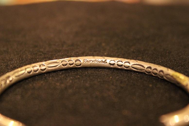 "Indian-Jewellery \""RAY ADAKAI\"" ご紹介_f0191324_0135740.jpg"