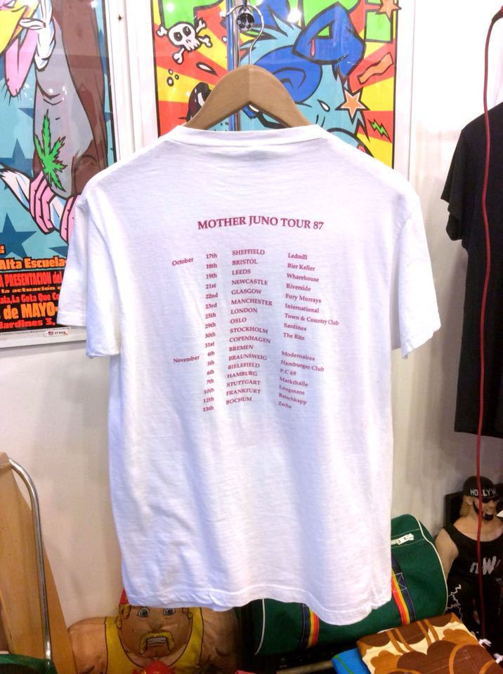 「 THE GUN CLUB TOUR Tee 」_c0078333_22133047.jpg