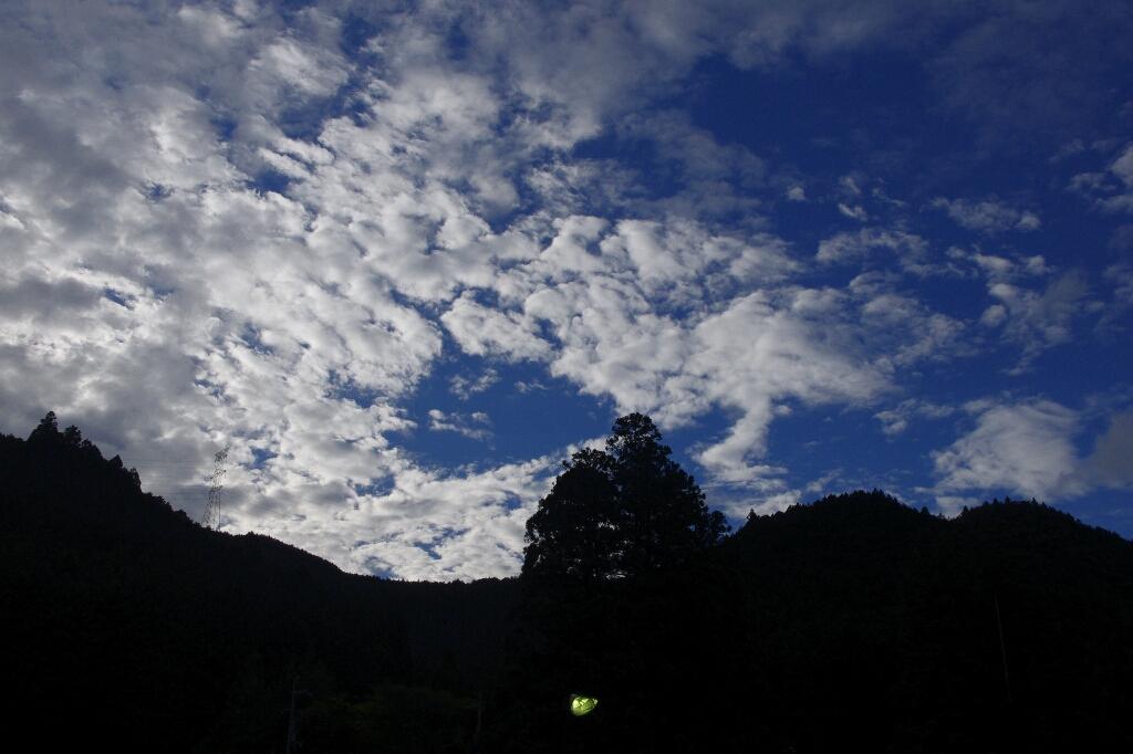 天気予報は雨模様~白の平オートキャンプ場(2日目)_c0113733_23472083.jpg