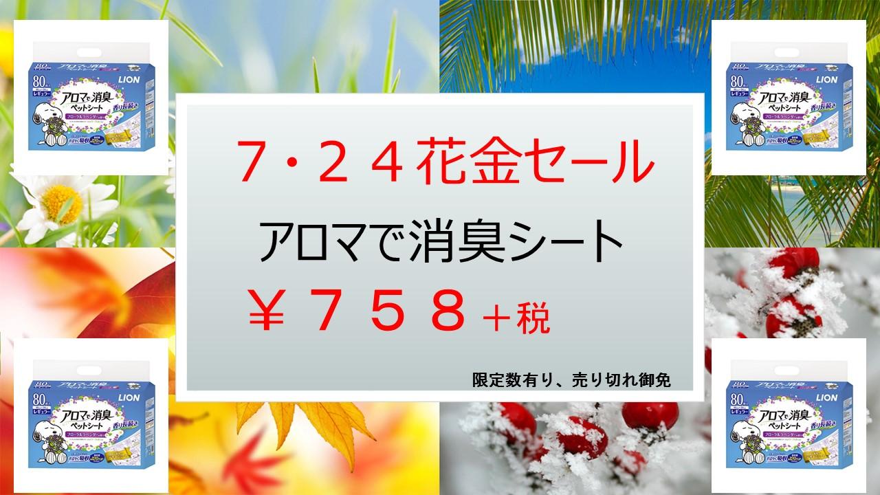 150722 花金セール&イベント告知_e0181866_1025657.jpg