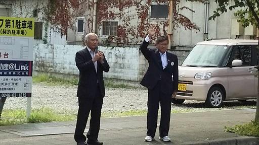 2015. 7.20 勿来・田人地区 街頭演説_a0255967_10575684.jpg