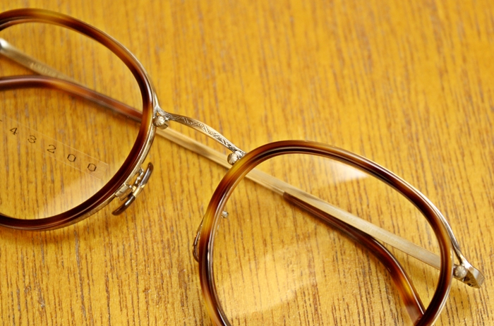「OLIVER PEOPLES WATERSTON、BLACKTHORNE」_f0208675_20135314.jpg