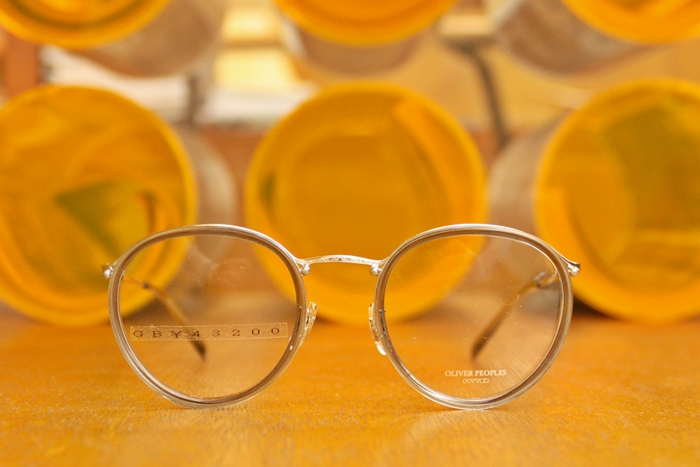 「OLIVER PEOPLES WATERSTON、BLACKTHORNE」_f0208675_20164315.jpg