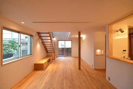 荻窪の家・完成_d0031378_06145802.jpg
