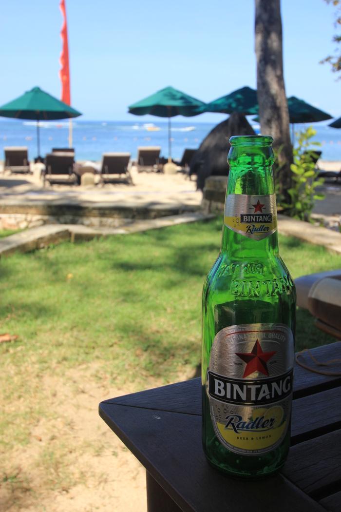 ビンタンレモンビール 浮気できなくなりました  バリ島_e0141982_2244843.jpg