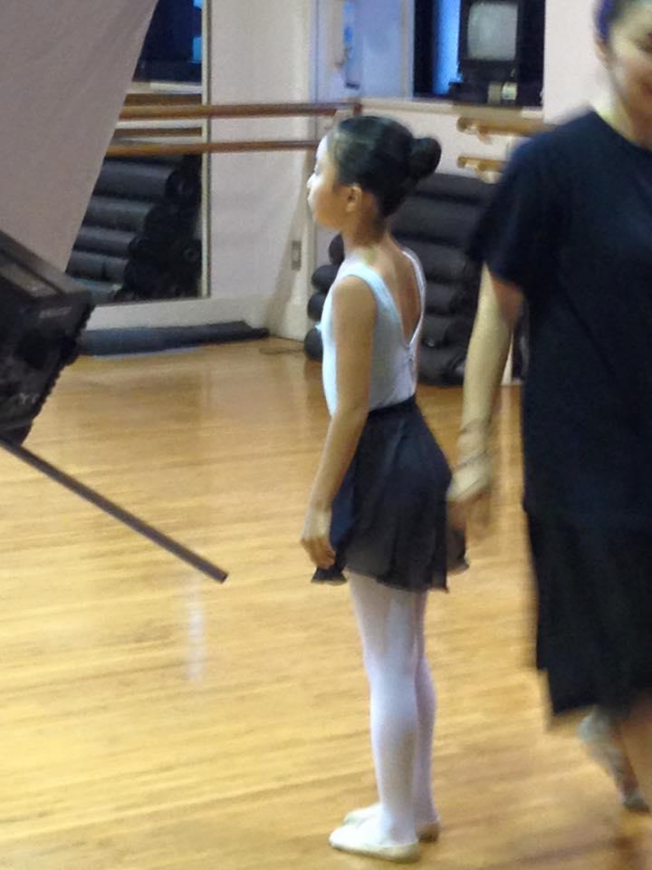 shooting☆@ballet studio_b0195783_1053141.jpg