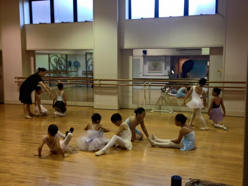shooting☆@ballet studio_b0195783_1053536.jpg