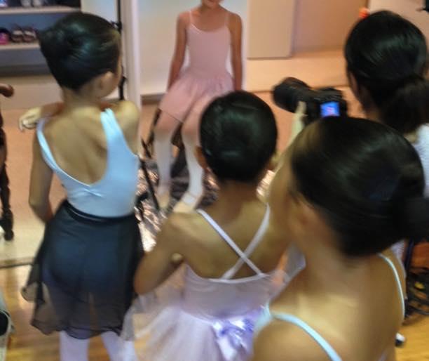 shooting☆@ballet studio_b0195783_1054739.jpg