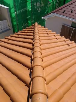 さいたま市浦和区で瓦屋根修理_c0223192_2233231.jpg