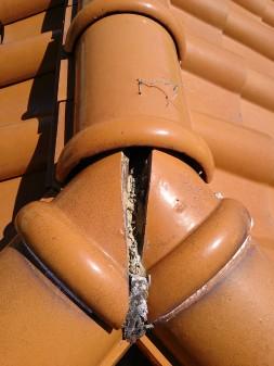さいたま市浦和区で瓦屋根修理_c0223192_2236524.jpg