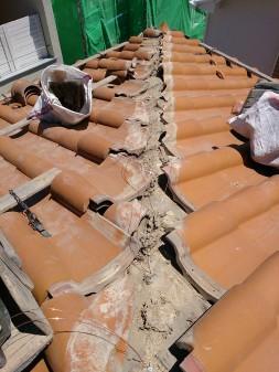 さいたま市浦和区で瓦屋根修理_c0223192_22365753.jpg