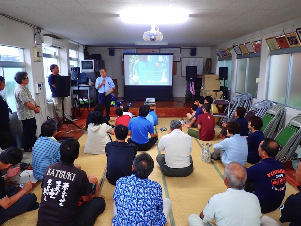 7/20 徳之島ウミガメミーティング_a0010095_15333862.jpg