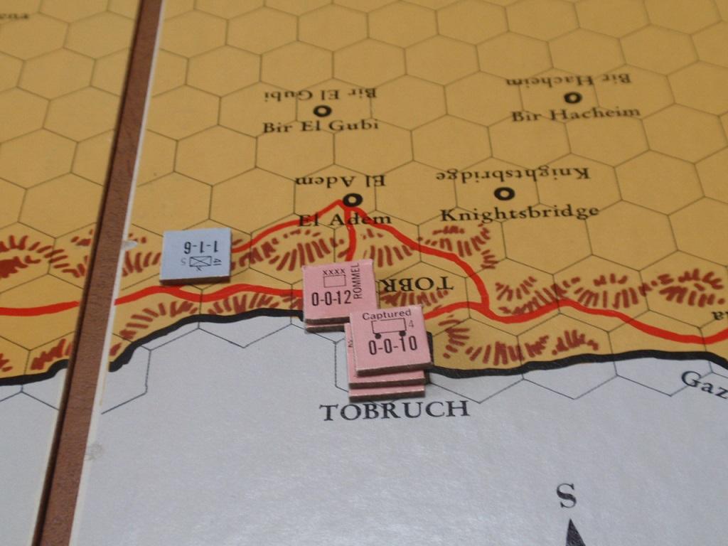 AH「Afrika Korps(ドイツアフリカ軍団)」を対戦_b0162202_18385068.jpg