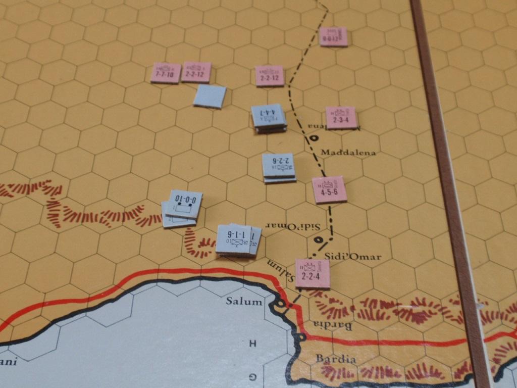 AH「Afrika Korps(ドイツアフリカ軍団)」を対戦_b0162202_1839110.jpg