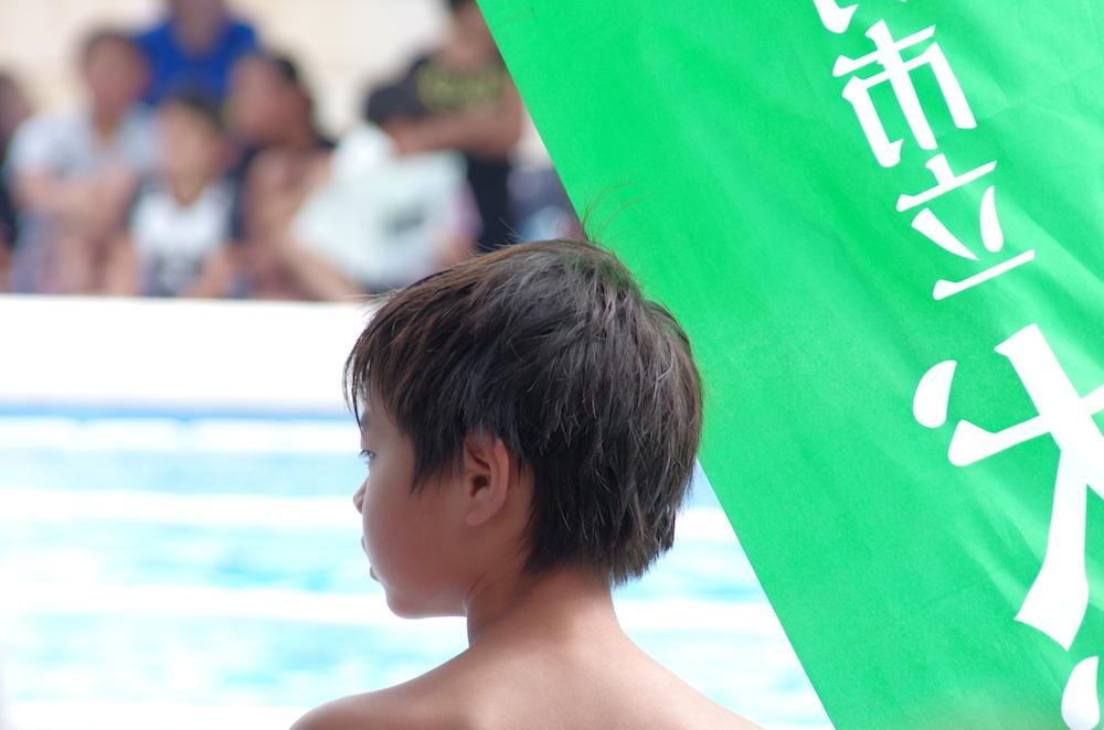 第11回佐野市小学校水泳記録会_f0138807_2331296.jpg