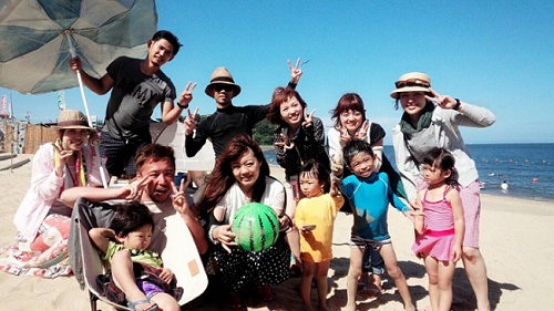 TARRYTABLE BBQ in 篠島 2015_a0118722_10362823.jpg