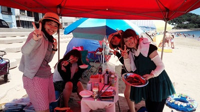 TARRYTABLE BBQ in 篠島 2015_a0118722_10363345.jpg