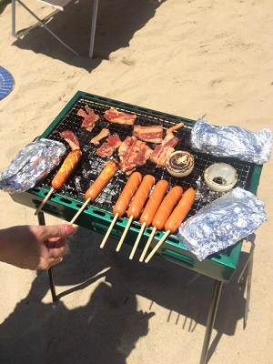 TARRYTABLE BBQ in 篠島 2015_a0118722_10364362.jpg