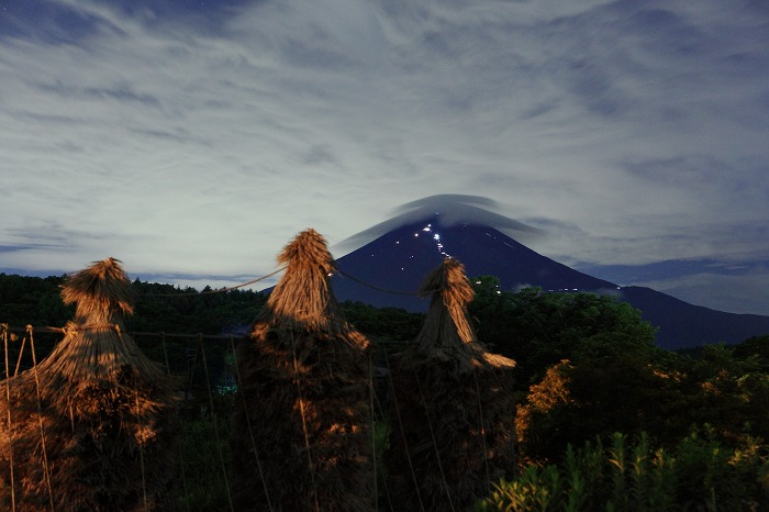 夏富士を訪ねて 1_a0294534_1958293.jpg