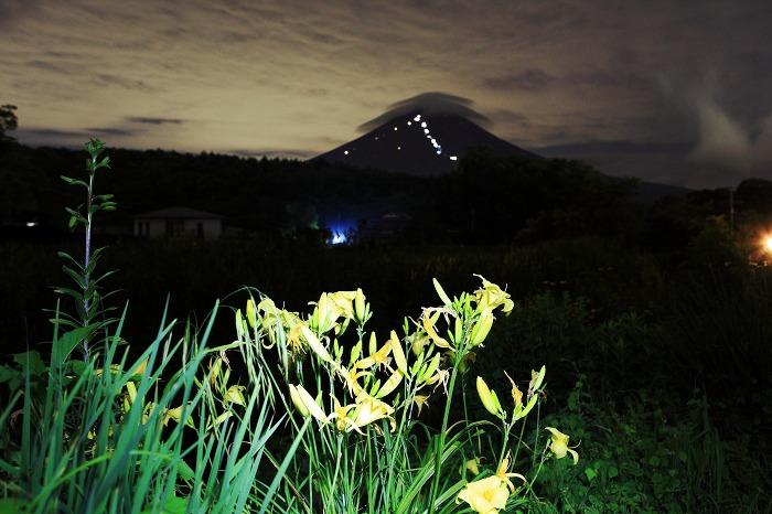 夏富士を訪ねて 1_a0294534_19585913.jpg