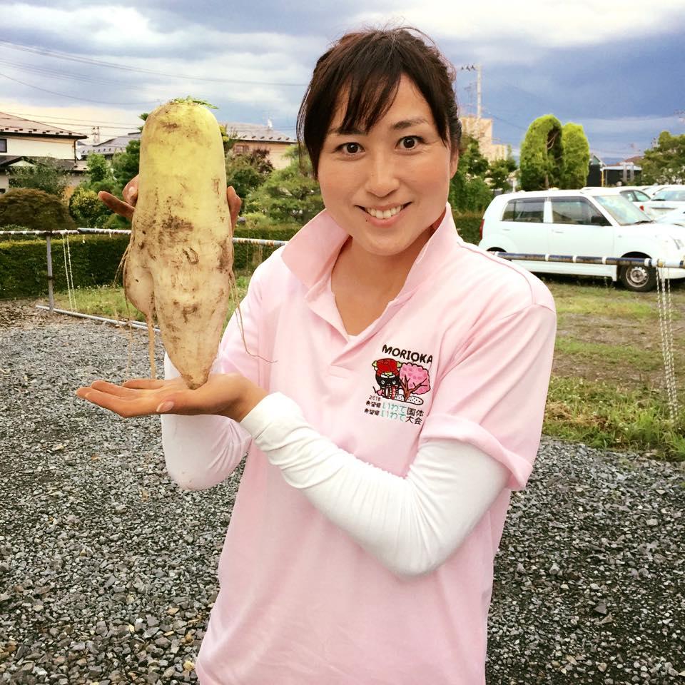 旧都南村・旧玉山村の美味しい野菜を頂きました!_b0199244_1913875.jpg