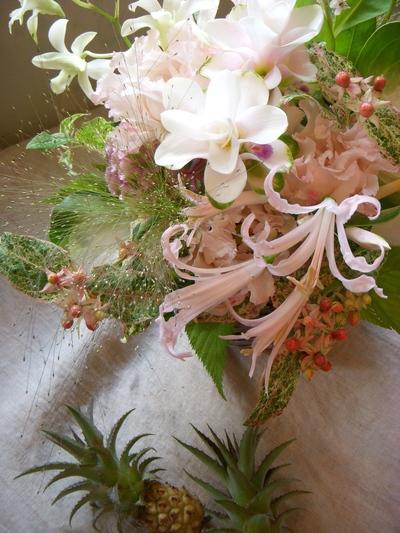 ご注文のお花たち。。。_a0229658_20563133.jpg