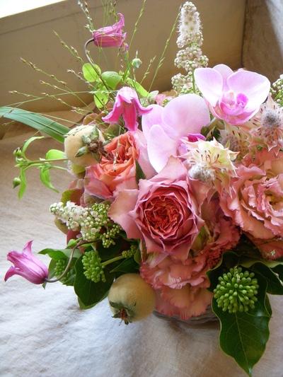 ご注文のお花たち。。。_a0229658_2059983.jpg