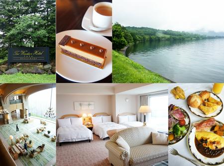 Hokkaido trip, Summer of 2015  北海道旅行 洞爺湖へ_e0253364_2028524.jpg