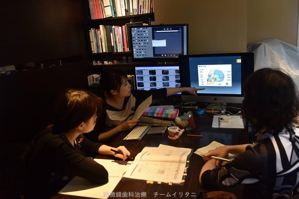 年2回の責務 東京職人歯医者_e0004468_6273255.jpg