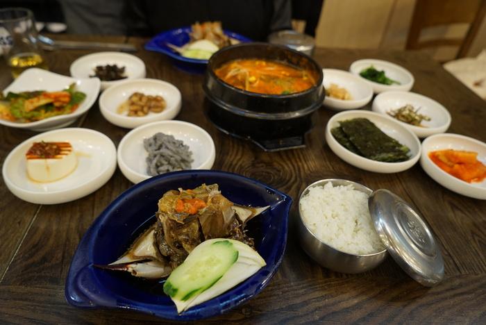 2015年釜山旅その5 タルマジキルをお散歩、夜はカンジャンケジャン。_a0223786_13545679.jpg