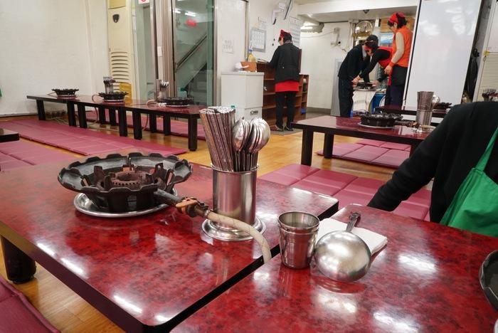 2015年釜山旅その6 ハルメチプでタコと牛モツの辛い鍋、ナクチポックンならぬナッコプポックン。_a0223786_14554135.jpg