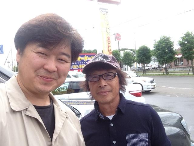 7月24日 金曜日! 店長のニコニコブログ!! ランクル アルファードの専門店!_b0127002_1920149.jpg