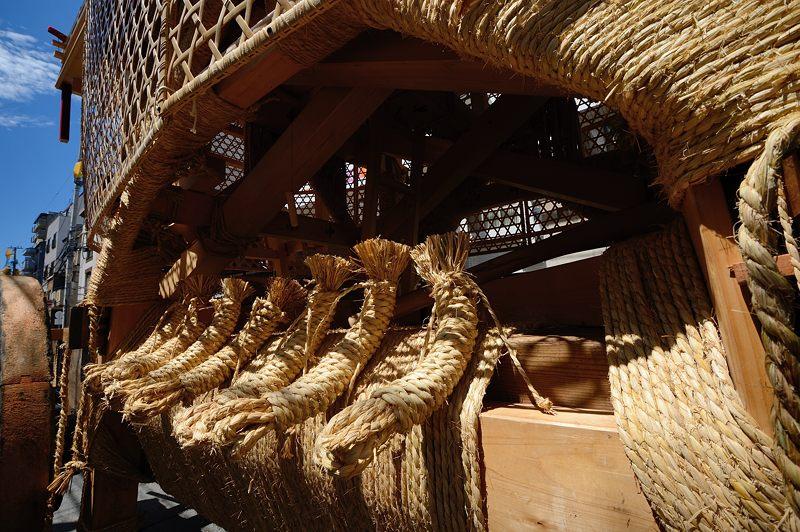 祇園祭2015 後祭・山鉾建て 其の三_f0032011_19352163.jpg