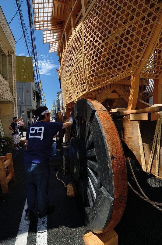 祇園祭2015 後祭・山鉾建て 其の三_f0032011_19353389.jpg