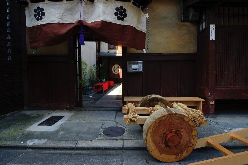 祇園祭2015 後祭・山鉾建て 其の三_f0032011_1936591.jpg